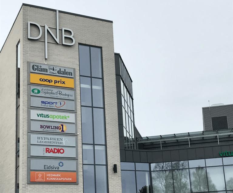 drivFinans Markensvegen 1b Kongsvinger